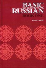 Basic Russian Bk. 1 by Mischa Fayer and Glencoe McGraw-Hill Staff (1994,...
