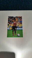 "Ahmed Elmohamady signed autograph 6""x4"" photo Hull City and Egypt"