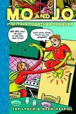 Mo and Jo Fighting Together Forever: TOON Level 3-ExLibrary