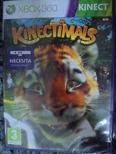 Xbox 360 Kinectimals Nuevo precintado simulación crea tu mascota en castellano