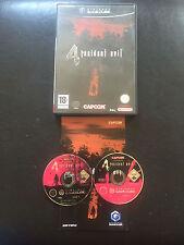 Resident evil 4, nintendo gamecube, complet, TBE, PAL FR