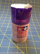 Tamiya PS-45 Translucent Purple Polycarbonate Spray Paint # 86045 Mid-America