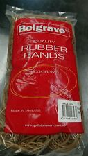 5x Brand New No 16 Rubber Bands 500G Bag 60mm x 1.5mm, Total 2.50KG