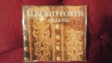 FORTIS ALBERTO - SINDONE. PROMO CD SINGOLO 1 TRACK