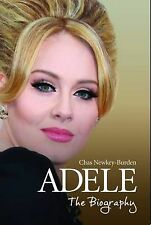Adele - The Biography, Chas Newkey-Burden, New Condition