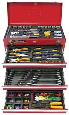 446 Piece Metric Tool Kit In 3 Drawer Lockable Tool Chest Fragram Tools