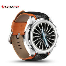 Lemfo 8G LEM5 Sport Bluetooth Wireless GPS SIM Smart Watch Phone For IOS Android