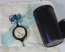 Russian USSR Vintage Soviet mechanical Anemometer Wind Indicator USSR 80s