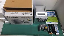 Panasonic -- Q Nintendo GameCube Console -- GC. Japan game. Work fully. 00635