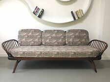 Vintage Retro ERCOL daybed sofa studio couch settee