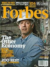 2008 Forbes Magazine: The Other Economy/Carlos Aguero/Best Small Companies