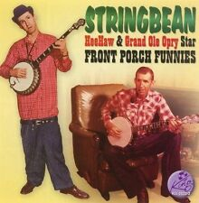 FREE US SH (int'l sh=$0-$3) NEW CD Stringbean: Front Porch Funnies