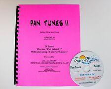 """Steel Drum Play Along Book """"Pan tunes 2"""""""