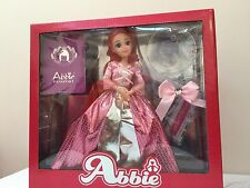 Lovely Abbie Princess Doll Ariel Barbie style -New