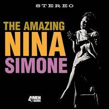 Nina Simone - The Amazing Nina Simone 180G LP REISSUE NEW / DENTED JACKET