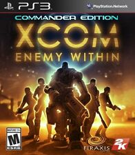 XCOM: Enemy Within - Commander Edition - Playstation 3 Game