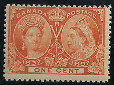 CANADA UNUSED 51     MH     Single as shown       (M615)