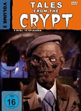 Tales From The Crypt Vol. 2 ( Horror Kult ( 4 DVDs )) Humphrey Bogart, Mimi Roge