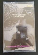 ROMANTIC EVENING MUSIC Classical Selections By TCHAIKOVSKY Music Cassette NEW