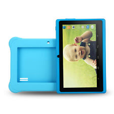 "iRULU 7"" BabyPad Android 4.4 Learning Reader Blue 8GB WIFI Kids Tablet PC"