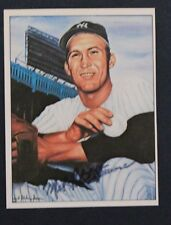 MELVIN SOTTLEMYRE 50 YEARS OF YANKEES #46 1983 TCMA CARDS AUTOGRAPHED FB15