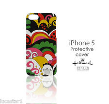 Funda iPhone 5 HALLMARK Desing Classical Abstract