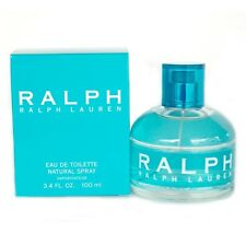 RALPH by Ralph Lauren 3.4 oz / 100 ml Eau De Toilette SPRAY Women NIB SEALED