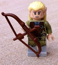 new lego LEGOLAS - ELF ARCHER lord of the rings - figure from 79008 9473 71219