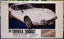 1967 Toyota 2000 GT, 1:24, ARII 11151