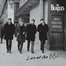BEATLES CD - LIVE AT THE BBC [2 DISCS REMASTERED](2013) - NEW UNOPENED