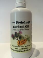 Burdock Oil with Sea Buckthorn 3.4 fl oz./100ml
