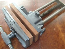 "Craftsman 10"" Woodworking Vise Quick Release Under Bench Mount Model# 10R-2A"