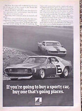 1971 Javelin Trans Am Race ORIGINAL AD 5+= FREE SHIP  C MY STORE 4more great ads