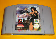 XENA WARRIOR PRINCESS Nintendo 64 N64 Versione PAL Europea ○ SOLO CARTUCCIA - AJ