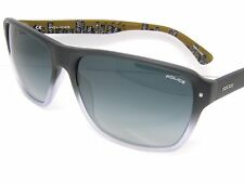 Police Stunning Cool Sunglasses S1862M W40M Blue Shades Fashion Accessory New