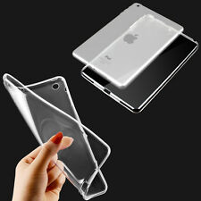 Soft Gel Transparent Case Ultra Thin TPU Silicone Cover Case For iPad Mini 3 2 1