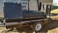 Pro Chef BBQ Smoker Grill Trailer Food Cart Truck Catering Restaurant Business