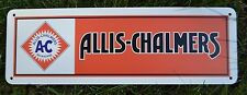 ALLIS - CHALMERS SIGN FARMING EQUIPMENT AC D-SERIES TRACTORS Roto Baler PARTS