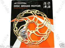Alligator Motion Ti Titanium Bike Disc Brake Rotor MTB/Road 160mm 78g