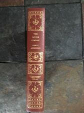 INTERNATIONAL COLLECTORS LIBRARY, THE DIVINE COMEDY by DANTE ALIGHIERI