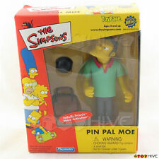 Simpsons Pin Pal Moe bowling outfit ToyFare Exclusive mail away figure worn box