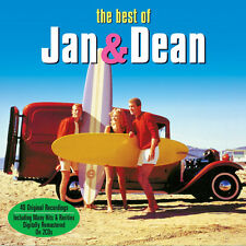 Jan & Dean BEST OF Essential 40 Track Collection REMASTERED Surf Music NEW 2 CD