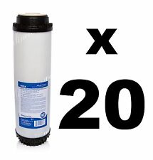 "20 x activated carbon filter 10"",water filter,Reverse osmosis,RO.FCCA"