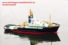 IG Lloyd Modellbauplan Hochseebergungsschlepper SMIT LONDON / ROTTERDAM M. 1:50