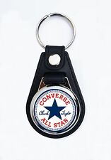 CONVERSE ALL STAR  FAUX LEATHER KEY RING,SHOES,POP PUNK,CLOTHING
