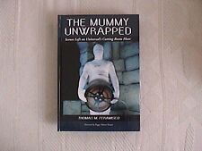 MUMMY book Universal horror SIGNED! Mummy's Hand Tomb Ghost Curse OOP Lon Chaney