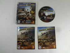 MotorStorm Sony PlayStation 3 PS3 **COMPLETE** Not for Sale Edition