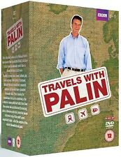 The Complete Michael Palin Travels DVD Collection Michael 20 Discs Box Set NEW