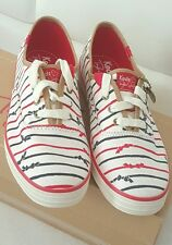 Keds Taylor Swift Bow Stripe  - Size 7.5