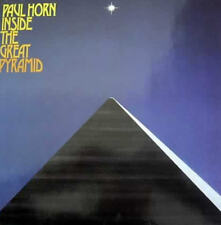"12"" DLP Paul Horn Inside The Great Pyramid (Initiation, Meditation) 70`s Kuckuck"
